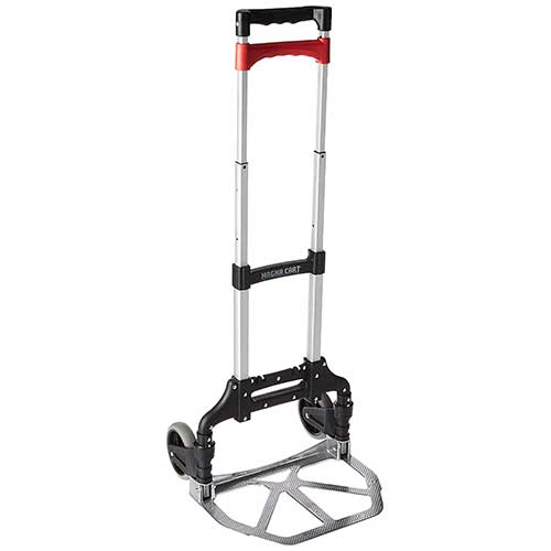 Top 10 Best Hand Truck for Stairs in 2021 Reviews