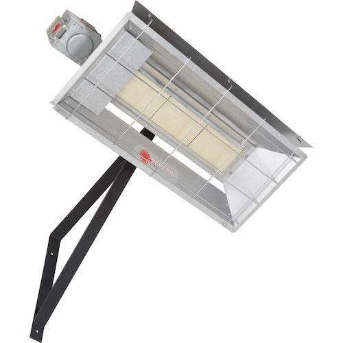 6. Heatstar By Enerco F125444 Radiant Overhead Garage Heater MH25NG Natural Gas