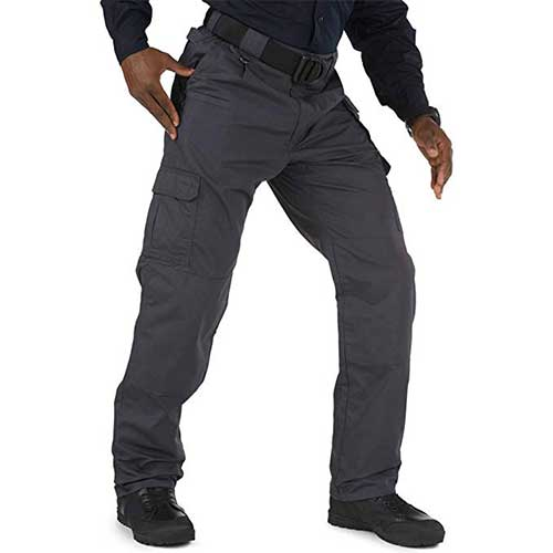 Best Work Pants for Construction Workers 7. 5.11 Men's Taclite Pro Tactical Pants with Cargo Pockets, Style 74273