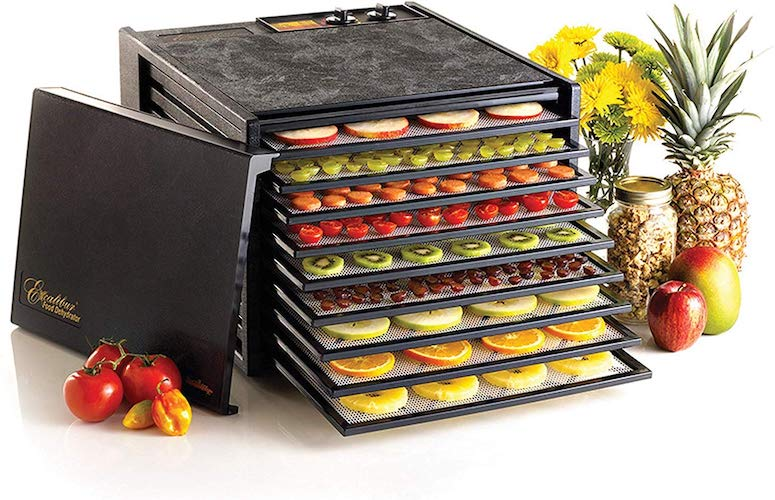 7. Tray Excalibur 3926TB 9-Electric Food Dehydrator