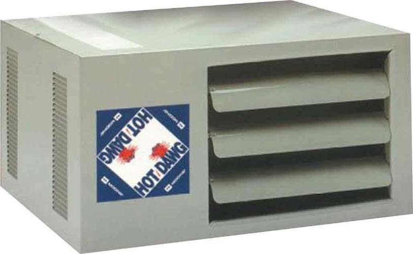 9. Modine HD45AS0111Natural Gas Hot Dawg Garage Heater