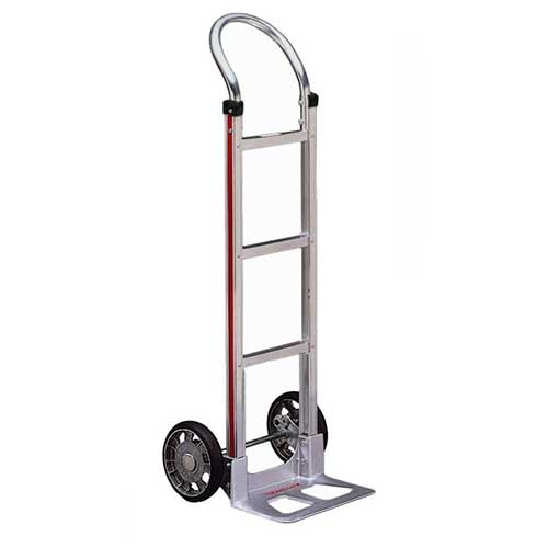 Best Hand Truck for Stairs 7. Magliner HMK111AA1 Aluminum Hand Truck, Horizontal Loop Handle, 14
