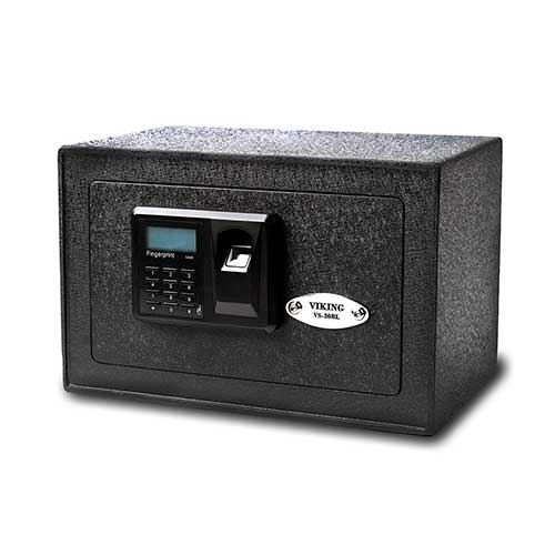 Best Car Gun Safes 9. Viking Security Safe VS-20BLX Mini Biometric Safe Fingerprint Safe