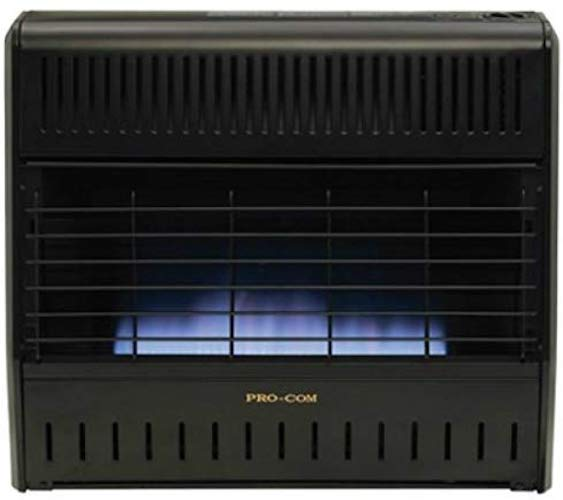 7. Procom Heating TV209324 30K BTU Garage Heater