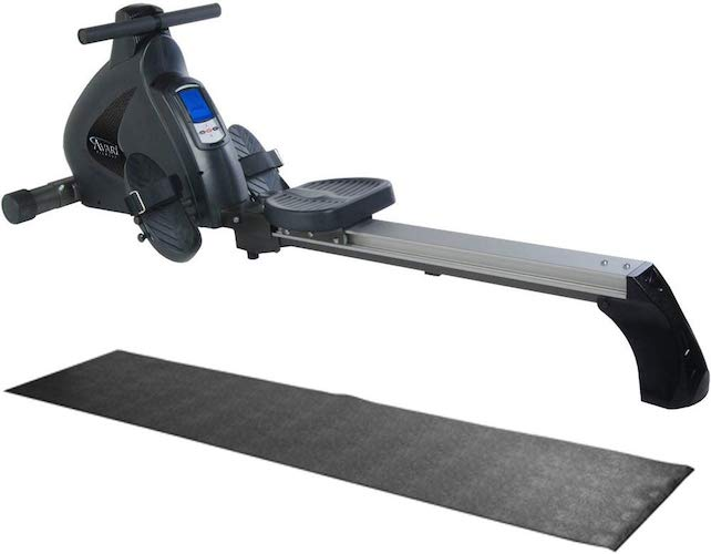 7. Stamina Avari Programmable Magnetic Exercise Rower