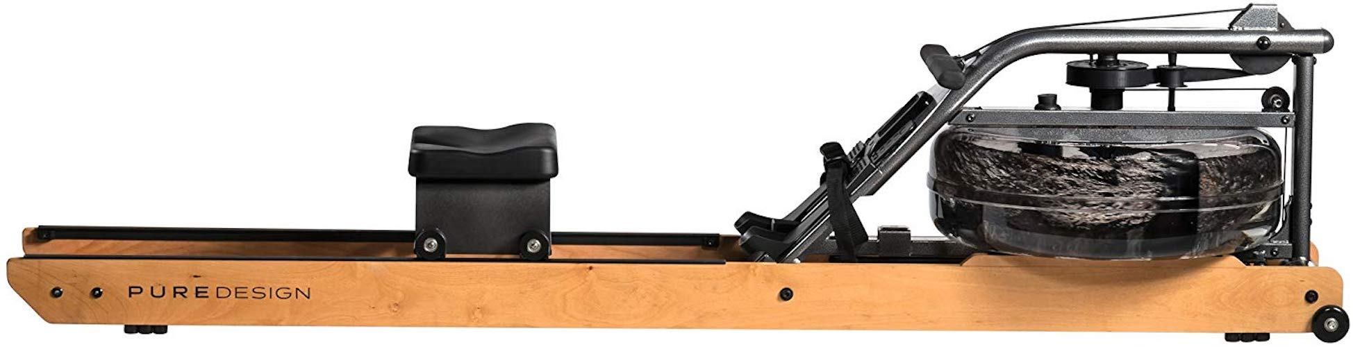 2. Pure Design Fitness Indoor Rowing Machine