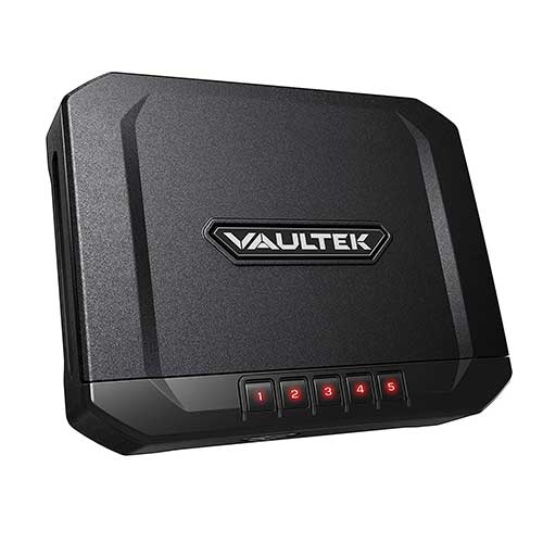 Best Car Gun Safes 2. Vaultek Essential Series Quick Access Handgun Safe