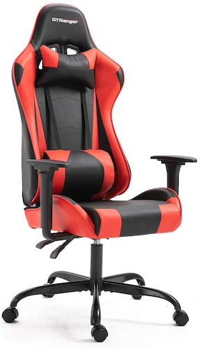 7. GTRanger Gaming Chair Racing Style High Back Computer Gaming Chair
