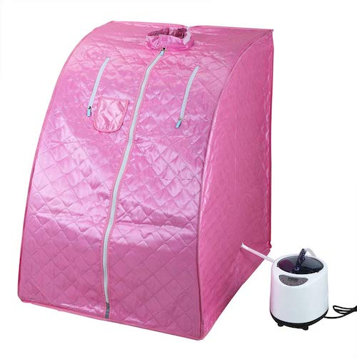 3. BWM.Co 2L Portable Steam Sauna Personal Therapeutic Sauna