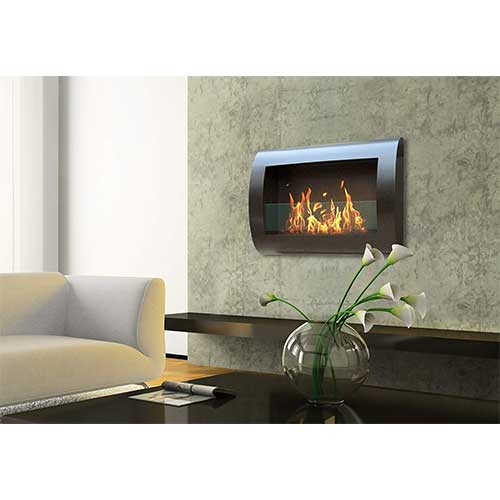 Top 10 Best Ventless Bio Ethanol Fireplaces in 2021 Reviews