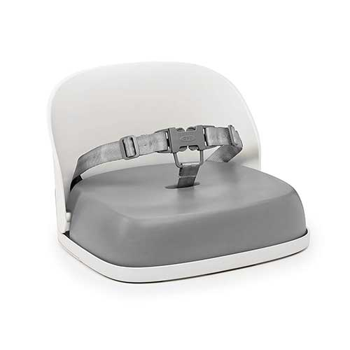 2. OXO Tot Perch Booster Seat with Straps