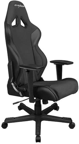 7. DXRacer OH/FH11/NI Black & Indigo Formula Series Gaming Chair