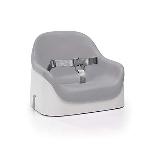 3. OXO Tot Nest Booster Seat with Straps