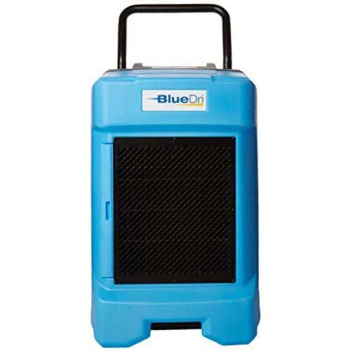 6. BlueDri BD-BD-130-BL Industrial Commercial Dehumidifier