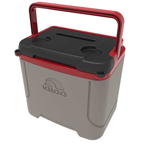 2. Igloo Profile 16 Quart Cooler