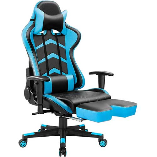 Fantastic Top 10 Best Gaming Chairs Under 200 In 2019 Reviews Andrewgaddart Wooden Chair Designs For Living Room Andrewgaddartcom