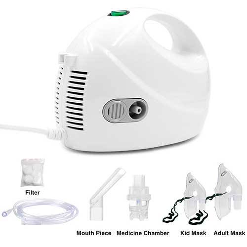 6. TT-Star Portable Compressor System Personal Cool Mist Inhaler kit