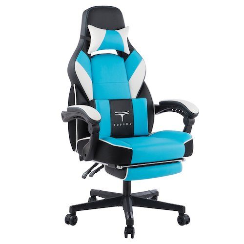 10. TOPSKY High Back Racing Style PU Leather Executive Computer Gaming Office Chair