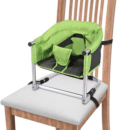9. Toogel Portable Booster Seat