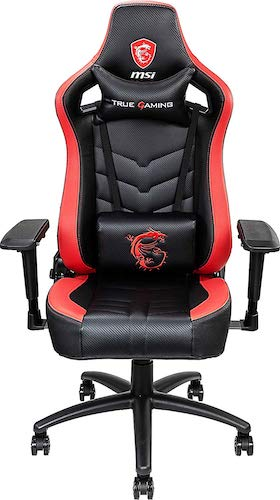 4. MSI MAG CH110 Gaming Chair Ergonomic Office Chair