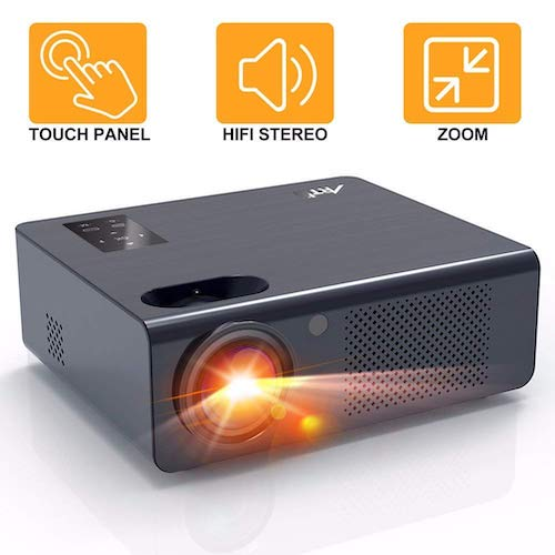6. Movie Projector- Artlii Energon Home Theater Projector