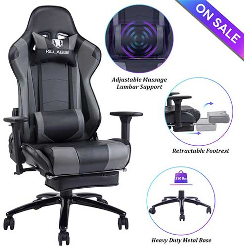 Surprising Top 10 Best Gaming Chairs Under 200 In 2019 Reviews Short Links Chair Design For Home Short Linksinfo