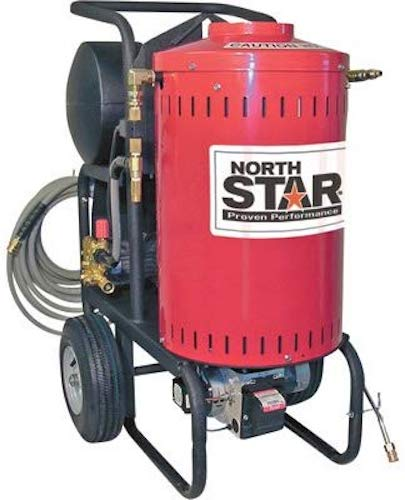 7. NorthStar Electric Wet Steam and Hot Water Pressure Washer