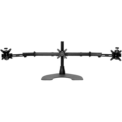 2. Ergotech Triple LCD Monitor Desk Mount Stand
