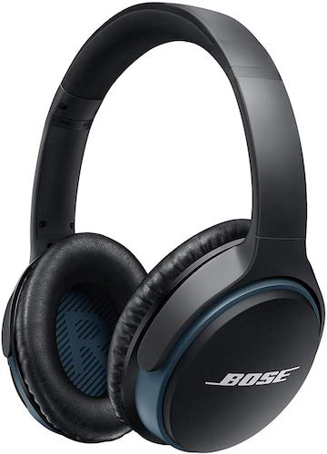 10. Bose SoundLink around Ear Wireless Headphones II