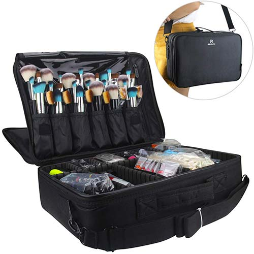 Top 10 Best Professional Makeup Train Cases in 2020 Reviews