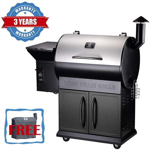 Top 10 Best Wood Pellet Smokers for the Money in 2019 Reviews