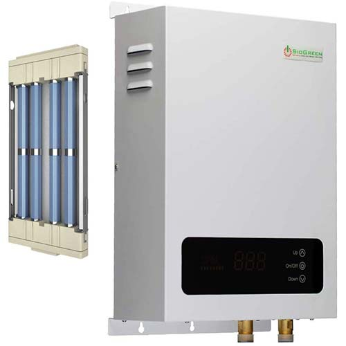 7. Sio Green SIO18 v2 Infrared Electric Tankless Water Heater