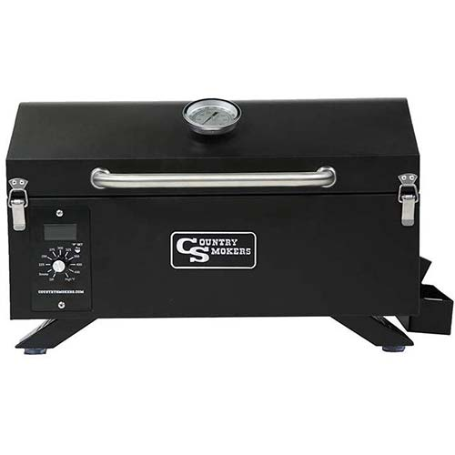 6. Country Smokers CSPEL015010497 Wood Pellet Grill and Smoker