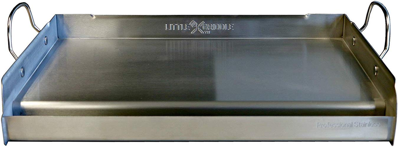 3. Little Griddle GQ230 100% Stainless Steel Professional Quality Griddle