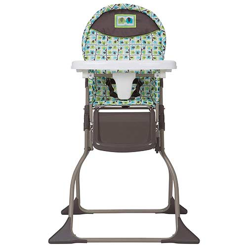 10. Cosco Simple Fold High Chair