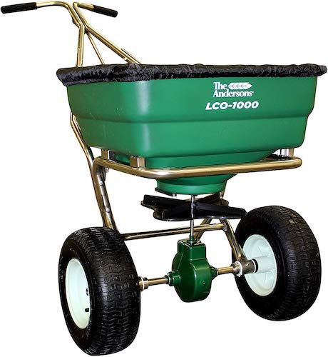 7. The Andersons LCO-1000 Rotary Fertilizer/Ice Melt Spreader