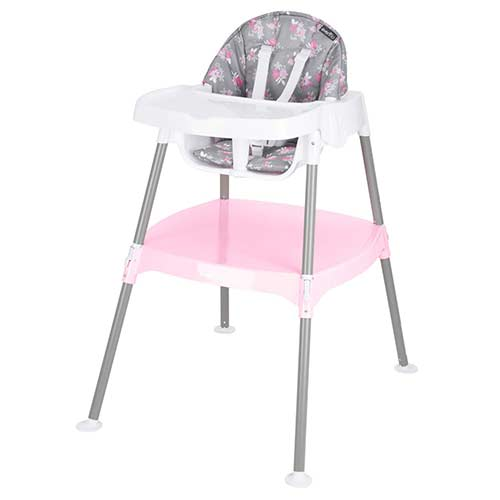 7. Evenflo 4-in-1 Eat & Grow Convertible High Chair