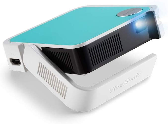 9. ViewSonic M1 Mini Portable LED Projector