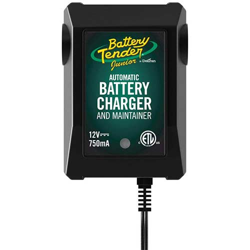 1. Battery Tender 12 Volt Junior Automatic Battery Charger
