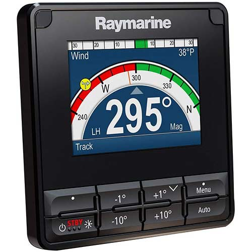 9. Raymarine P70S Ap Control Head (Pushbutton)