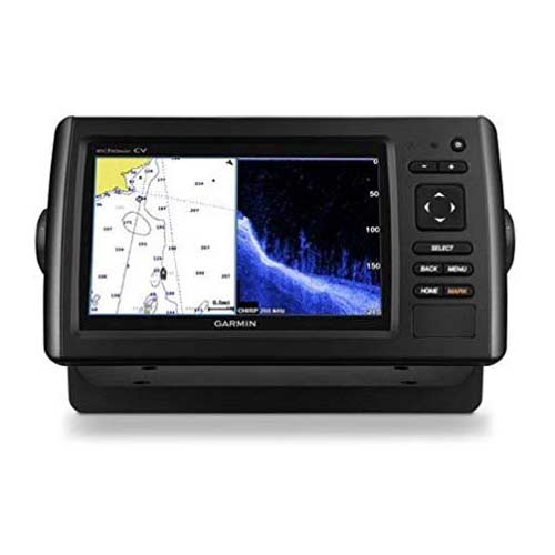 7. Garmin Echomap Chirp 74Cv with transducer, 010-01801-01