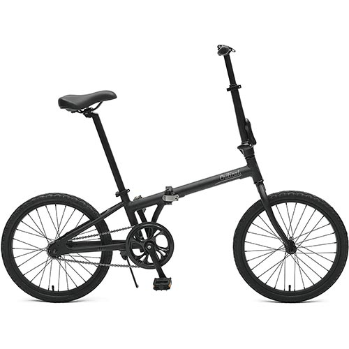 8. Retrospec Judd Single-Speed Folding Bike