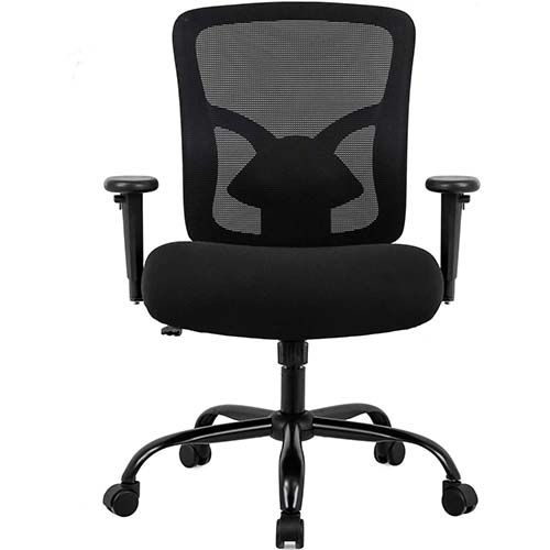 8. PayLessHere Big and Tall 400lb Office Chair