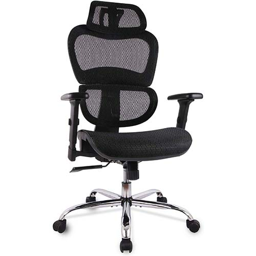 6. Smugdesk Executive Office Chair Ergonomic Heavy Duty Chair