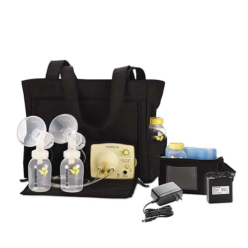 2. Medela Pump in Style Advanced with Tote, Electric Breast Pump for Double Pumping