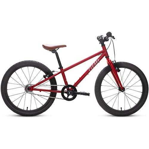 9. Cleary Bikes Owl 20in Single Speed Bike - Kids'