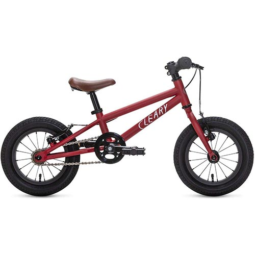 3. Cleary Bikes Gecko 12in Single Speed Freewheel Bike - Kids'