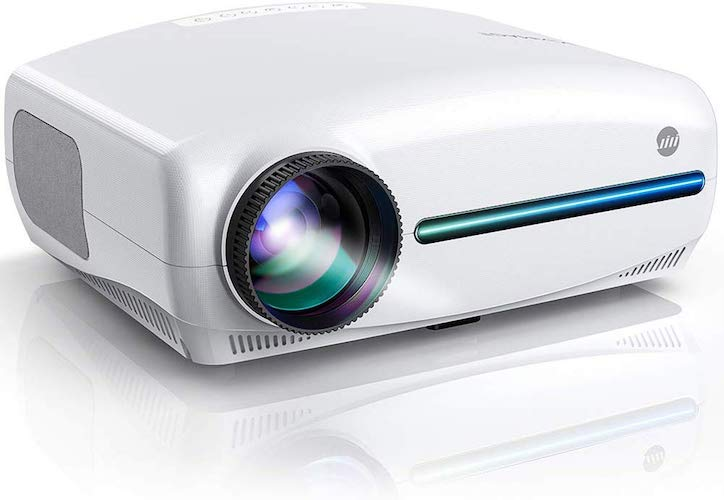 10. VIVIMAGE Explore 3 Native 1080P Projector