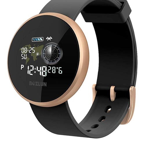 4. Smart Watch for Android Phones and iPhones, Waterproof Fitness Tracker Watches