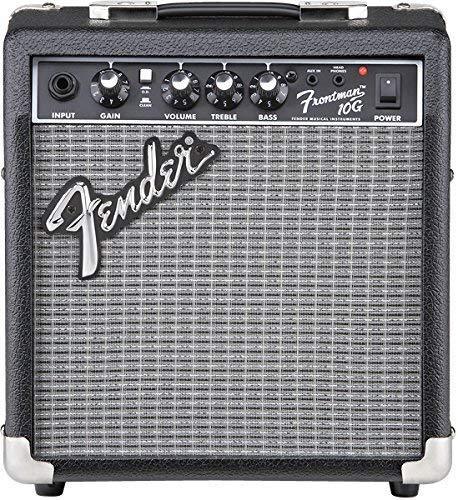 2. Fender Frontman 10G Electric Guitar Amplifier